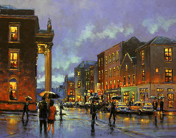 Henry Street, Limerick - 247 by Chris McMorrow