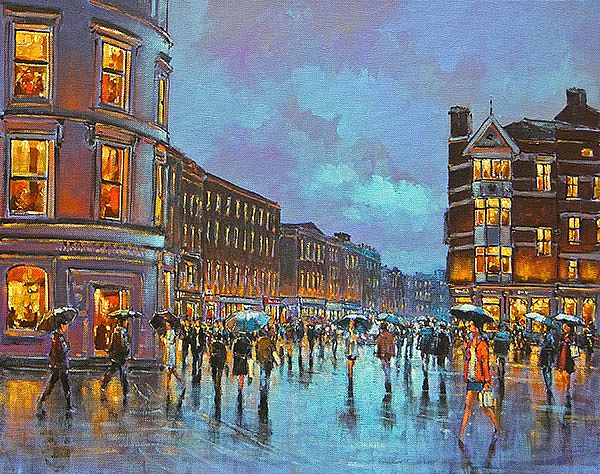 Chris McMorrow - Shoppers, Cork City - 251