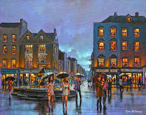 On Grande Parade, Cork - 252 by Chris McMorrow