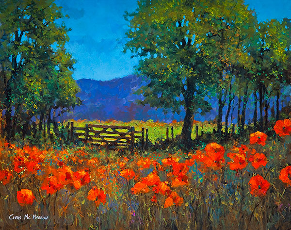 Red Meadow - 3 by Chris McMorrow