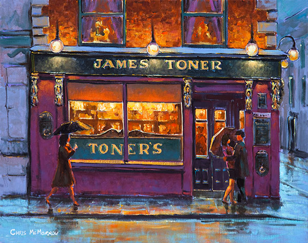 Toners Pub, Dublin - 380 by Chris McMorrow