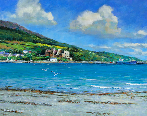 Carlingford, Co Louth - 483 by Chris McMorrow