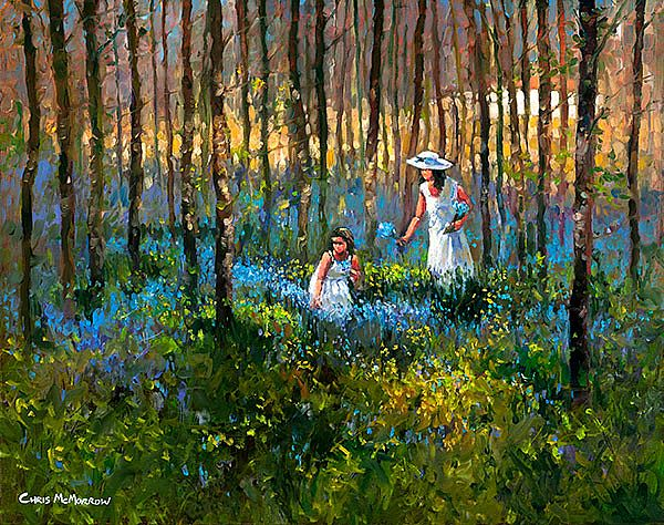 Chris McMorrow - Picking the Bluebells - 511