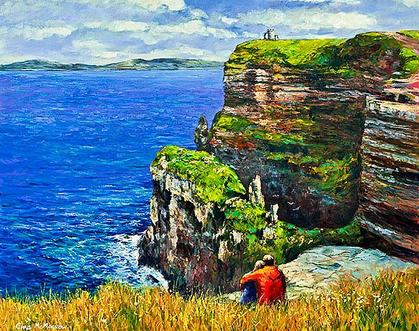 Chris McMorrow - Cliffs of Moher - 529