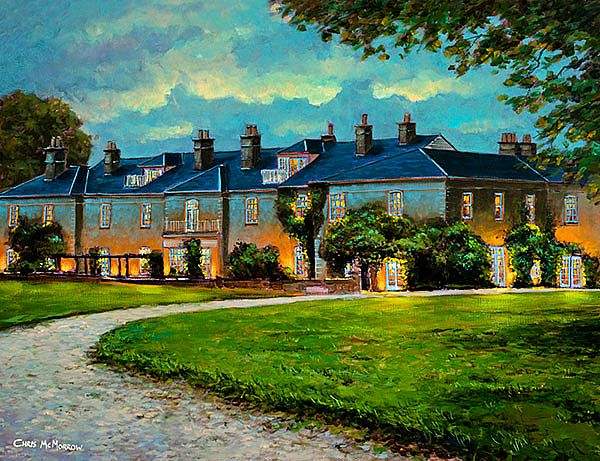 Chris McMorrow - Dunbrody House, Wexford - 563