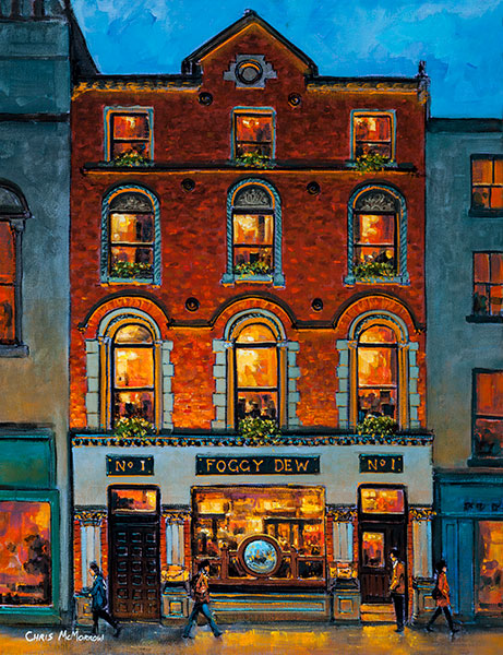 The Foggy Dew Pub, Central Bank Square, Dublin - 719 by Chris McMorrow