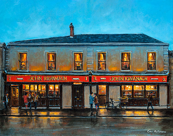 The Gravediggers Pub, Glasnevin - 737 by Chris McMorrow