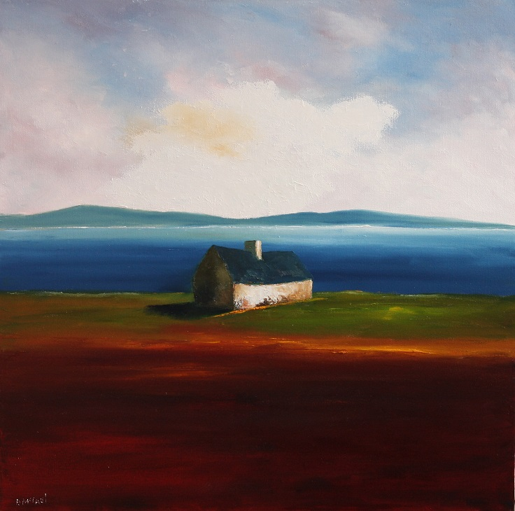 A Blue Day by Padraig McCaul