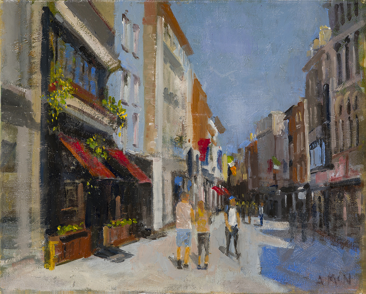 Bewleys , Grafton st by Anne Mc Nulty