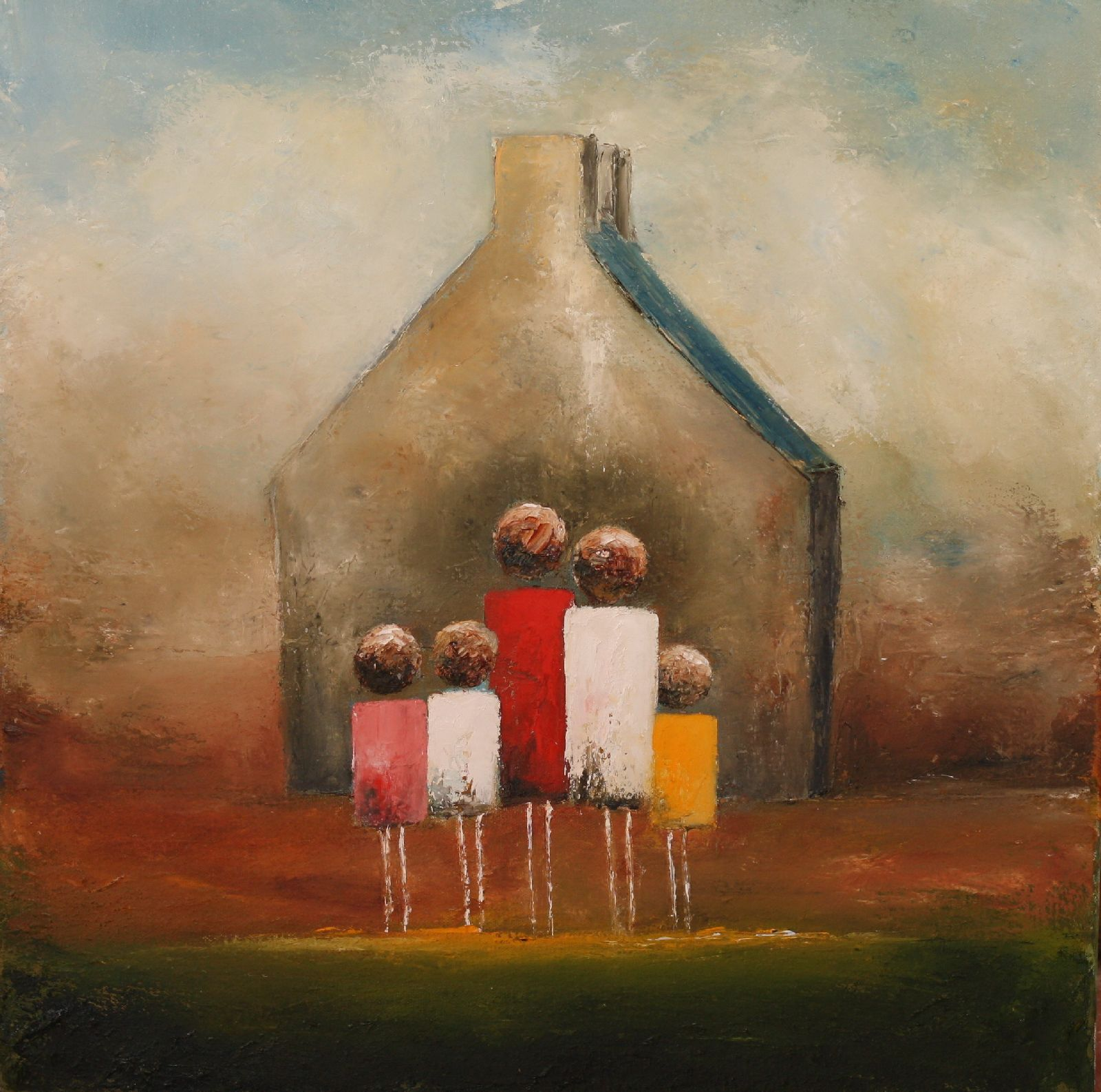 Home by Padraig McCaul