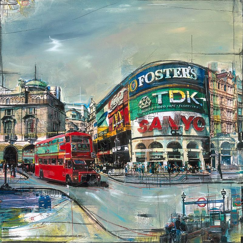 Anna  Allworthy - Piccadilly Circus